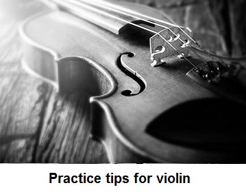 Violin tips